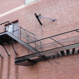 Certifying   Fire Escapes