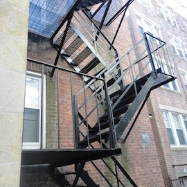 Repair Fire Escapes